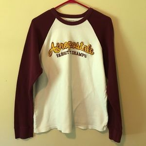 Aeropostale Cotton Long Sleeve